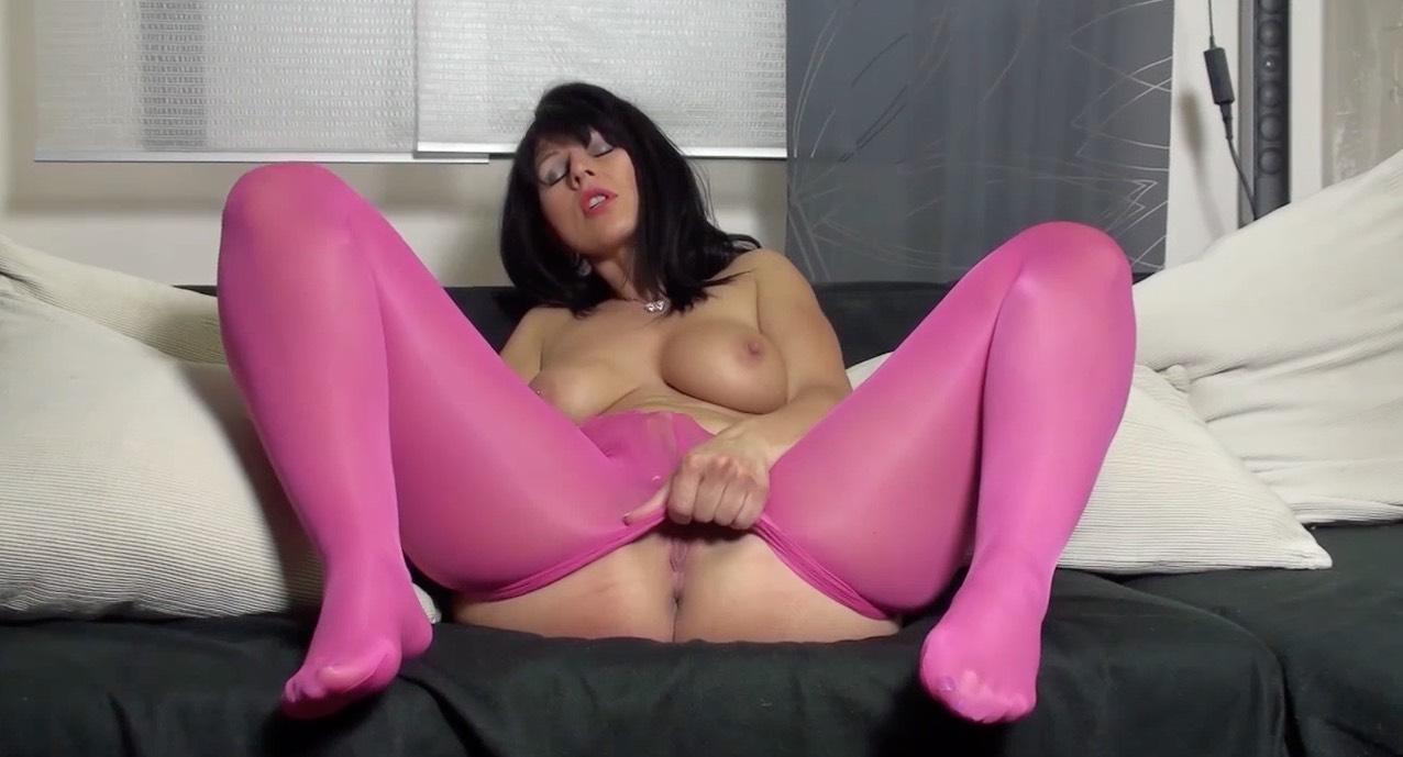 Butt finger ass stretch