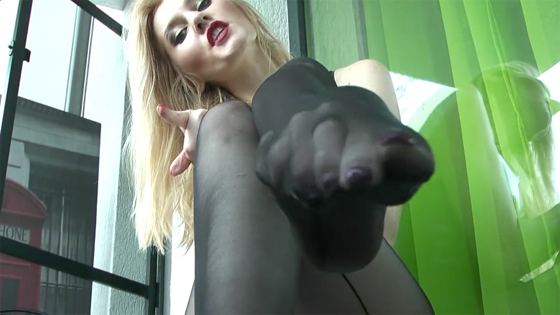 Pantyhose Chasity Verbal