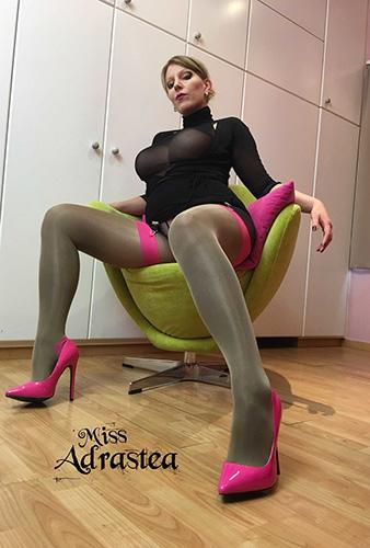 Miss Adrastea, Sheer