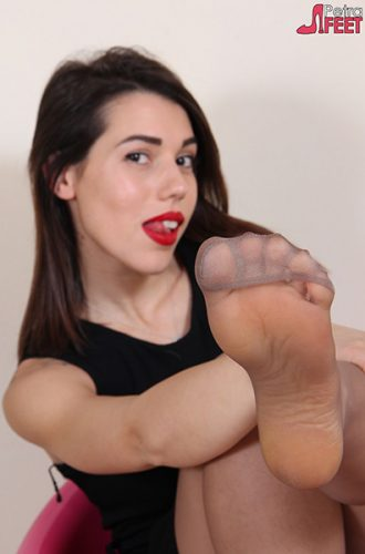 pantyhosed stink factory