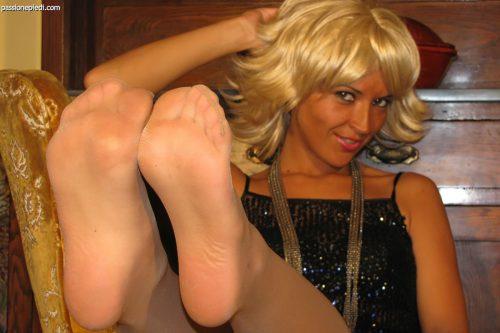 Barbara Feet