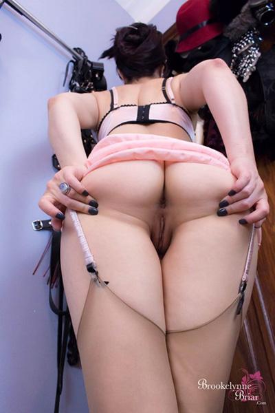 Garters and Ass